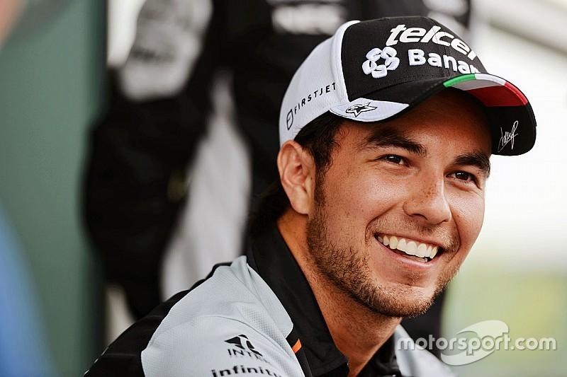 """Force India debería hacerlo """"mucho mejor"""", dice Pérez"""