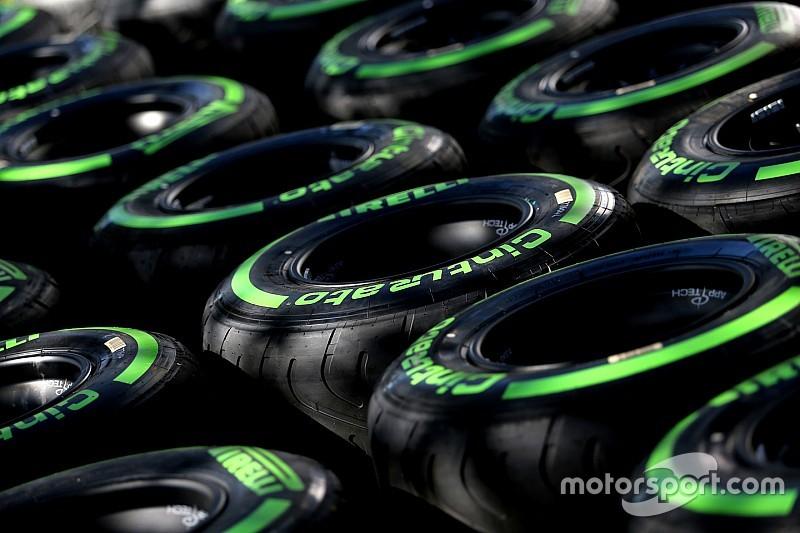 倍耐力向车队分发风洞轮胎
