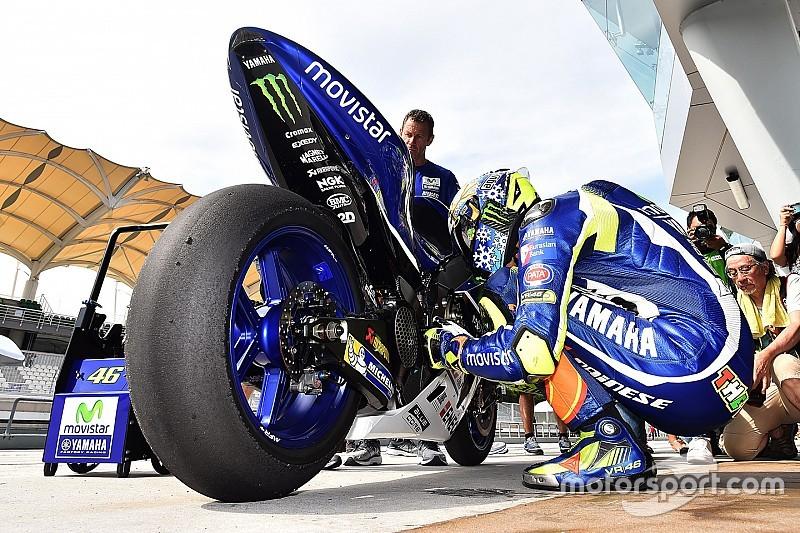 Michelin se sube a una moto en marcha