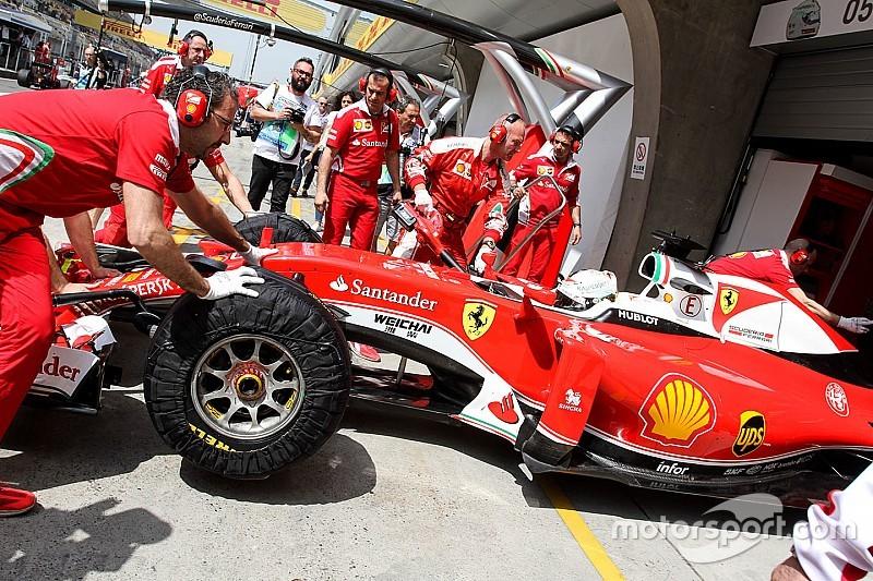 Ferrari нужно еще прибавлять, считает Феттель