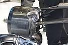 Технический брифинг: тормозные воздухозаборники Mercedes W07