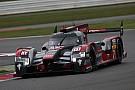 Silverstone, qualifiche: secco e sorprendente 1-2 dell'Audi