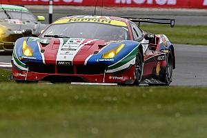 WEC Résumé de qualifications Chaud et froid pour Ferrari en qualifications