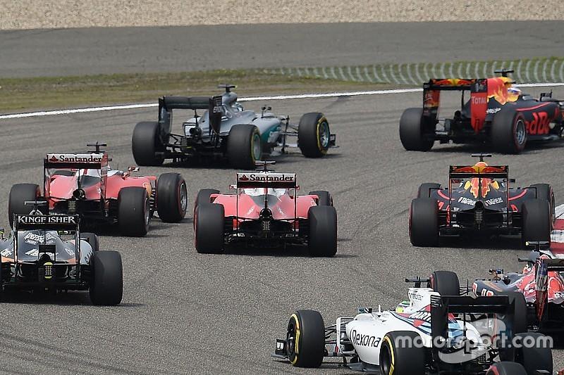 """Vettel: """"Bella rimonta, ma mi dispiace per Kimi, Kvyat ha esagerato"""""""