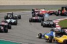 Knatsch in China: Vettel gegen Kvyat, Grosjean gegen Ericsson, Hamilton gegen Nasr