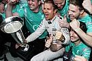 Rosberg: com Hamilton como rival, vantagem atual não é nada