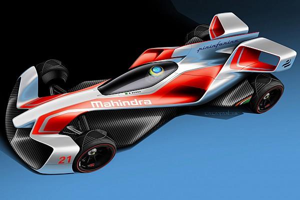 Designstudie: Sieht so das Formel-E-Auto der Zukunft aus?