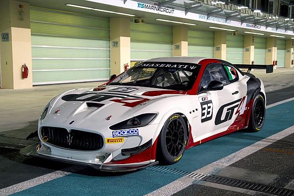 Le renouveau du GT4 européen