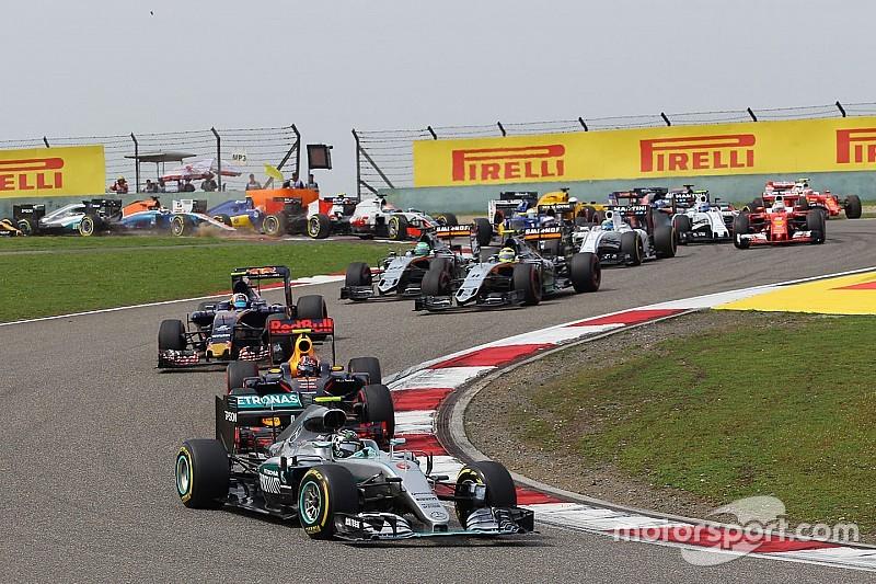 中国大奖赛分析:第一圈混乱后,依靠策略突出重围