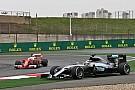 Ferrari: la diferencia con Mercedes es de sólo una décima