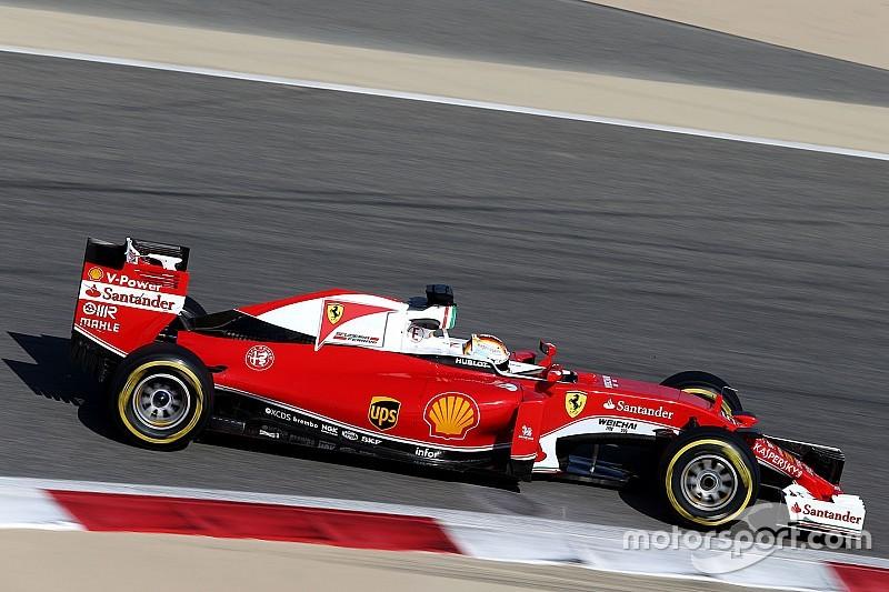 Ferrari plant ein Motoren-Update für das Rennen in Russland