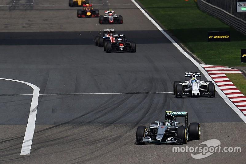 F1 deve aumentar limite de combustível para 2017