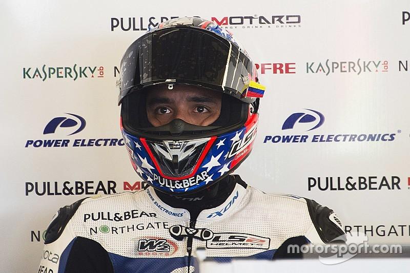 Yonny Hernández tuvo un arranque positivo en Jerez