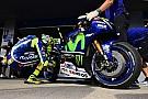 Rossi sacude Jerez con un tiempazo en la FP3