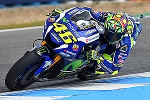 MotoGP西班牙站FP3:罗西0.046秒力压马奎兹