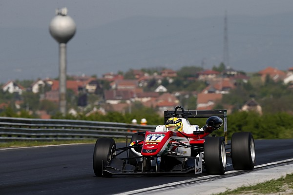 欧洲F3匈牙利站:金特尔夺冠,周冠宇再登领奖台