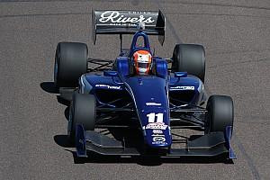 Indy Lights Qualifiche Ed Jones conquista la pole per Gara 1 a Barber