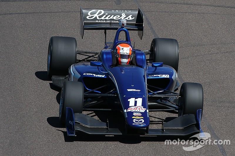 Ed Jones conquista la pole per Gara 1 a Barber