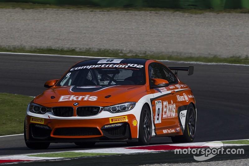 Van der Ende / Van Oranje tweede in openingsrace GT4 European Series