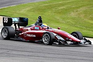 """Indy Lights Noticias de última hora Urrutia: """"Sabía que tenía que atacar al principio"""""""