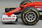Ferrari estrenará un nuevo alerón delantero en Sochi