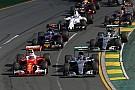 Afwezigen zorgen voor vertraging stemming omtrent F1-regels 2017