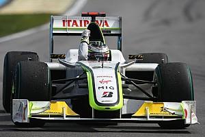 Formule 1 Actualités La Brawn GP de Button va reprendre la piste