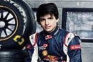 Carlos Sainz'ın oğlu F1 yolunda