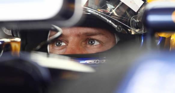 Vettel: İlerleme cesaret verici