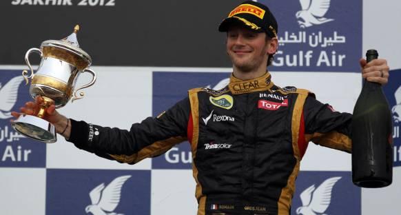 Boullier: Grosjean bir gün dünya şampiyonu olabilir