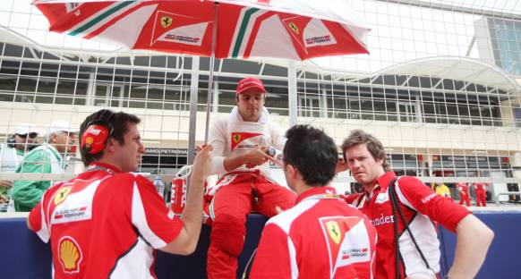 Domenicali: Massa'nın F1'deki geleceği tehlikede