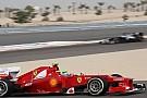 Massa, Bahreyn'de performansını arttırdı