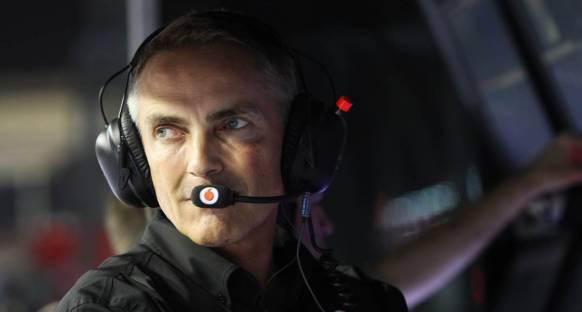 McLaren kaçan galibiyetlere üzülmüyor