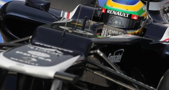 Bruno Senna yarın iki pit stop yapmayı düşünüyor
