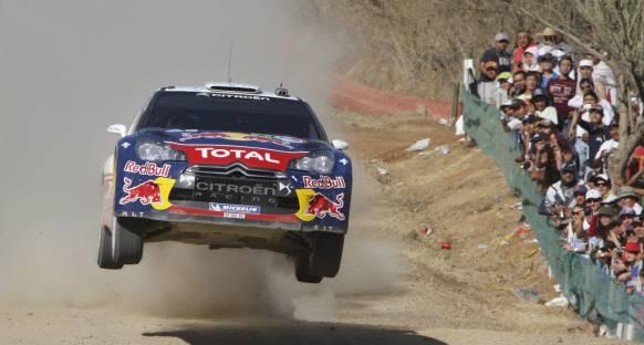 WRC: Fırtınalar Meksika'da sıralamayı değiştirebilir