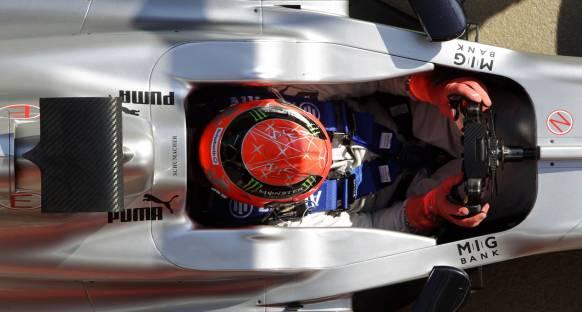 Schumacher: Lastik aşınmasını çözmeliyiz