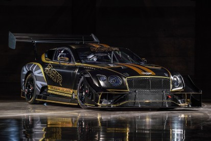 Bentley will mit extremem Continental GT3 den Pikes Peak stürmen