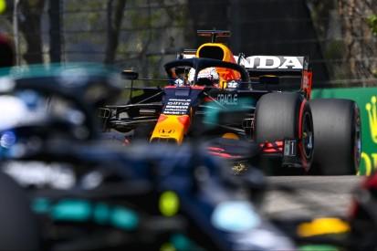 """Max Verstappen: Mercedes-Form in Imola ist """"keine Überraschung"""""""