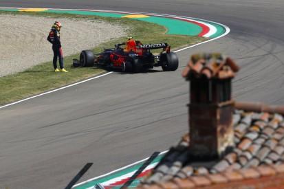 """Sergio Perez über Ocon-Crash: """"Schlechtes Timing von mir"""""""