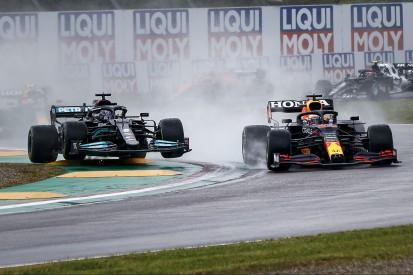 Verstappen-Kollision: Schaden am Mercedes kostet Hamilton zwei Zehntel