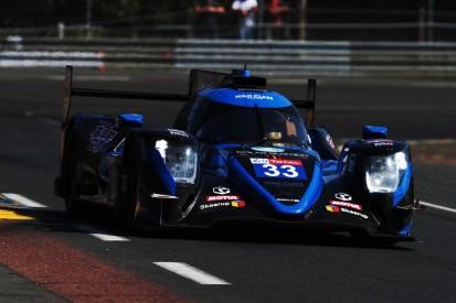 Kevin und Jan Magnussen bei den 24h Le Mans 2021 auf einem Auto