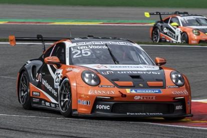Porsche-Carrera-Cup Spa 2021: Larry ten Voorde gewinnt das Auftaktrennen