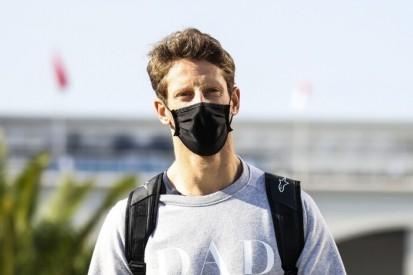 Sieben Monate nach Feuerunfall: Grosjean bekommt Mercedes-Testfahrt