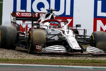 Erklärt: Darum hat Kimi Räikkönen seine Imola-Punkte nicht zurückbekommen