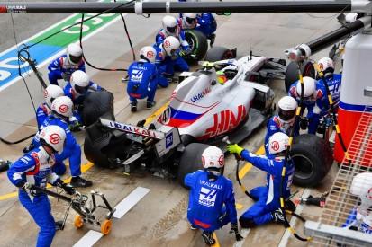 Erklärt: Das ist bei Schumachers Boxenpanne passiert