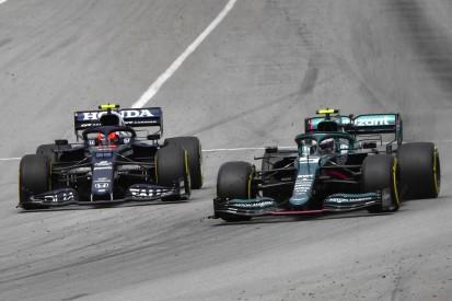 Vettel nach Platz 13 enttäuscht: Auch mit Updates fehlt die Pace