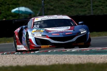Aus für den Honda NSX im ADAC GT Masters! Fugel zurück in die TCR