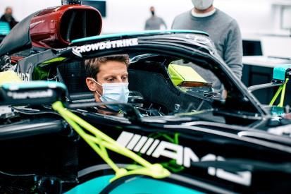 """Grosjean: F1-Demorunden in Frankreich """"für viele etwas Besonderes"""""""