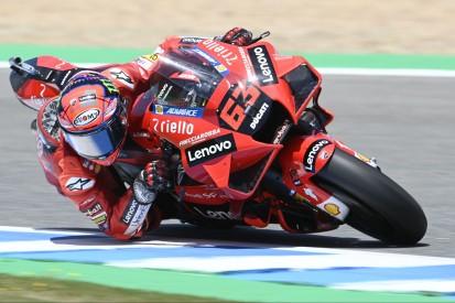 Ducati-Fahrer für Le Mans zuversichtlich: Aber die ersten Sektoren liegen Yamaha