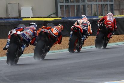 In Le Mans steht Regen bevor: Was die MotoGP-Stars davon halten